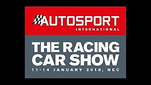 Cumartesi - Autosport International 2018