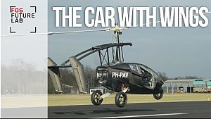 Has the flying car arrived? Pal-V Liberty