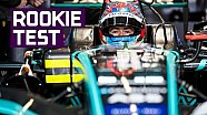 The 'Rookies' Try their hand at ABB Formula E!