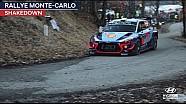 Rally Monte-Carlo - Hyundai Motorsport 2018