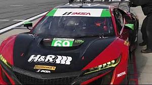 Acura NSX GT3 Rolex 24 qualifying report