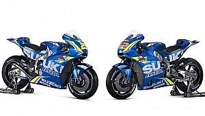 Découvrez la nouvelle Suzuki MotoGP