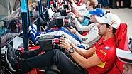 Yarış pilotları taraftarlara karşı - Formula E Santiago eYarış