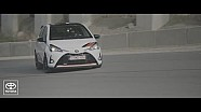 Toyota's new hot hatch Yaris GRMN