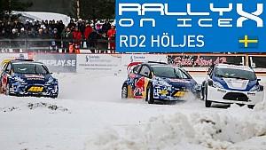 Canlı: RallyX on Ice - Höljes