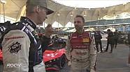 ROC Riyadh - Drivers create ROC art