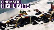 Hoogtepunten Formule E-race Santiago
