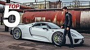Porsche top 5 – most stunning features of the 918 Spyder with Ansel Elgort & Lars Kern