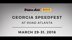 Trans-Am at Road Atlanta March 29-31