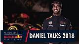 تقديم دانيال ريكاردو لموسم 2018 في الفورمولا واحد