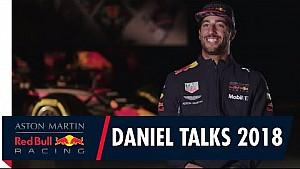 Anteprima Formula 1 2018 con Daniel Ricciardo