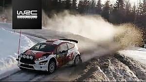 Rallye de Suède 2018 - Samedi