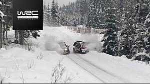 Rally Sweden 2018: review clip / highlights