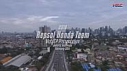 Teampresentatie Repsol Honda
