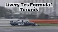 Livery tes Formula 1 terunik