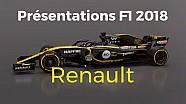 Présentations F1 2018 - Renault