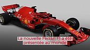 Présentations F1 2018 - Ferrari
