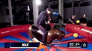Max motivation: one minute bull challenge - Max Verstappen and his friends