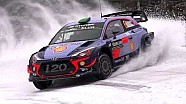 Rally Sweden best of: action