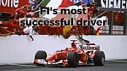 تاريخ السباقات: أشهر السائقين في تاريخ الفورمولا واحد