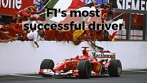 Racing stories: F1's most successful drivers
