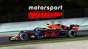 F1 testing wrap: Red Bull unleashes pace, McLaren struggles