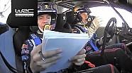 Les spéciales 11-13 du Rallye du Mexique