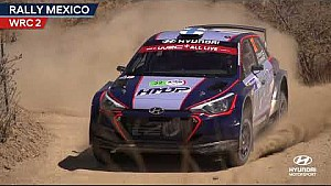 HMDP Highlights Rally Mexico - Hyundai Motorsport 2018 HD