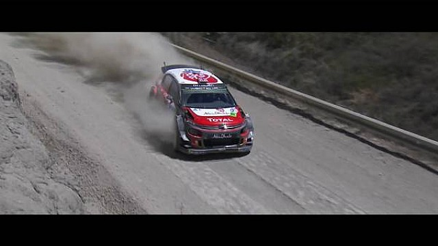 Rally Mexico: Day 3 Highlights