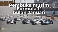 Pembuka Musim Formula 1 Bulan Januari