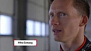 Toyota racing - Driver Interviews with Mike & Seb
