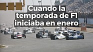 Racing stories: cuando la temporada de F1 iniciaba en enero Lat