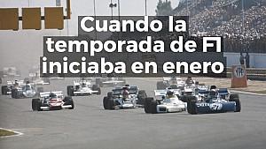 Racing stories: cuando la temporada de F1 iniciaba en enero Lat