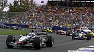 Los mejores inicios de temporada de F1 - ESP