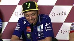 Perpanjangan kontrak Valentino Rossi hingga 2020