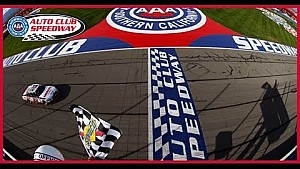 California dreaming on an Auto Club day for Logano