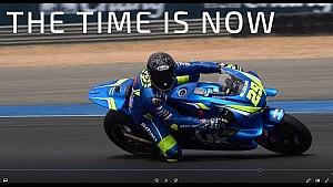 L'heure est venue pour Suzuki