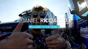 Welcome to the GoPro family Daniel Ricciardo