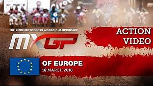 Duelo Herlings-Cairoli - MXGP de Europa 2018