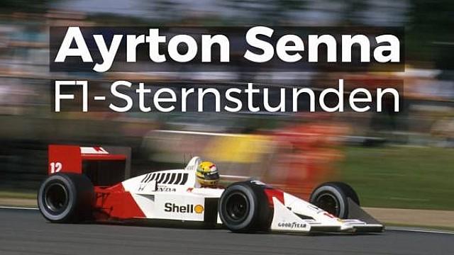 Formel 1 Video: F1-Sternstunden von Ayrton Senna