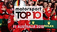 Top 10 Australian GP moments