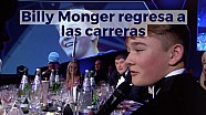 Motorsport shorts: Billy Monger regresa a las carreras LAT