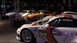 Night of the Museums at the Porsche Museum