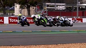L'image du dimanche au Mans