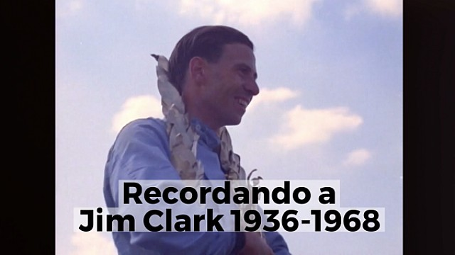 Racing Stories: recordando a Jim Clark