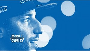 Back-to-back Red Bull Daniel Ricciardo presenta el 2018 F1 Bahrein & China Grand Prix