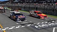 Chad Neylon tours the Tasmania pit lane