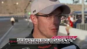 Honda Phoenix IndyCar qualifying report