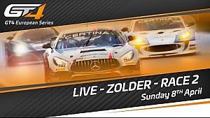 GT4 European Series - Zolder 2018 - Race 2