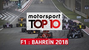 Top 10 - Grand Prix de Bahreïn